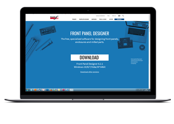 Download Front Panel Designer
