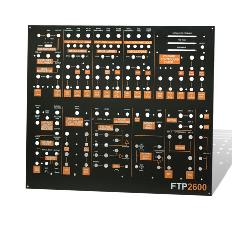 Front panel 1061