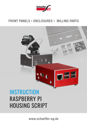 Raspberry-PI-Housings